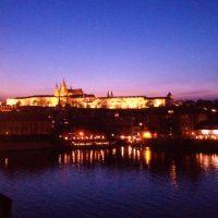 Вечерняя Прага. Апрель 2016 г.