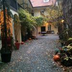 Ноя 2014. Осенние дворики Праги